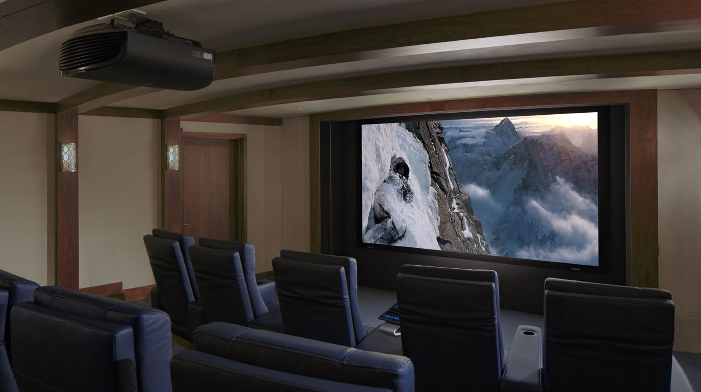 Video Displays & Projectors