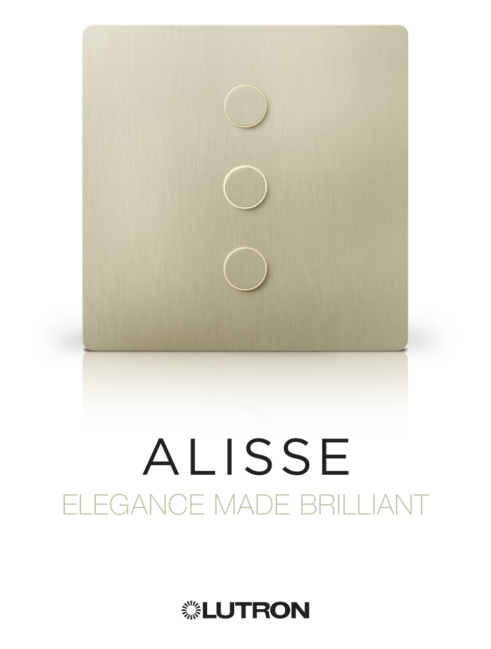 Lutron Keypad Alisse
