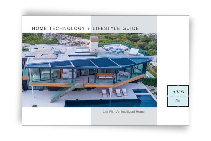 The AVS Technology + Lifestyle Guide